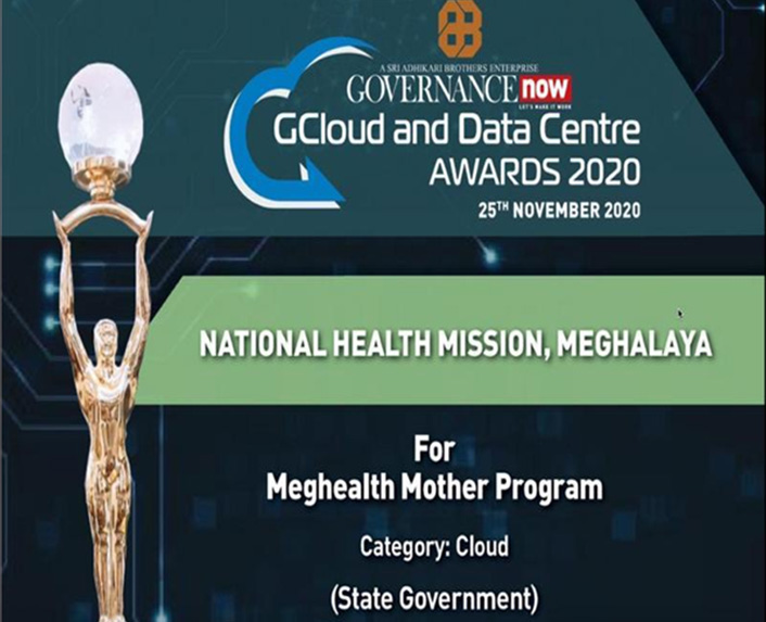 MOTHER program won Governance Now award in the Cloud category for the year 2020 Image