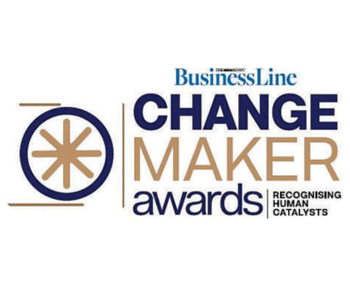 BusinessLine Changemaker Award, 2016 Image