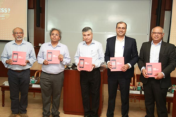 Release of 'Going Cashless - Perceptions, Usage and Behaviour toward Digital Payments in India:  Pre and Post Demonetisation'