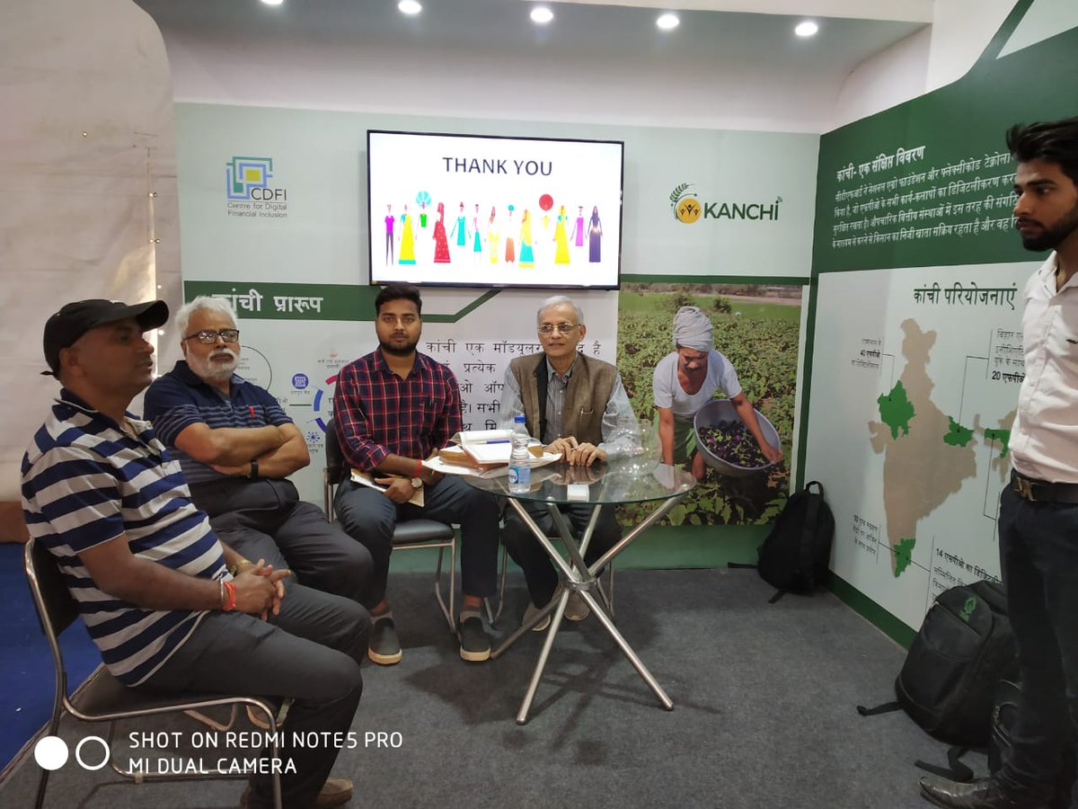 Participation in the Krishi Kumbh International Conference and Exhibition