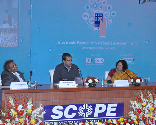 National Workshop on Electronic Government Payments and Receipts-2